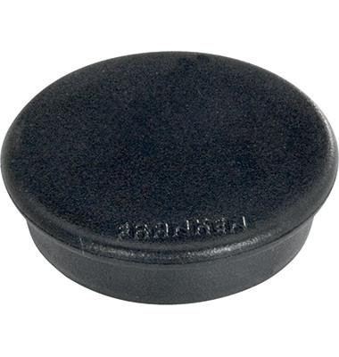 Haftmagnet Ø 38mm schwarz 10St
