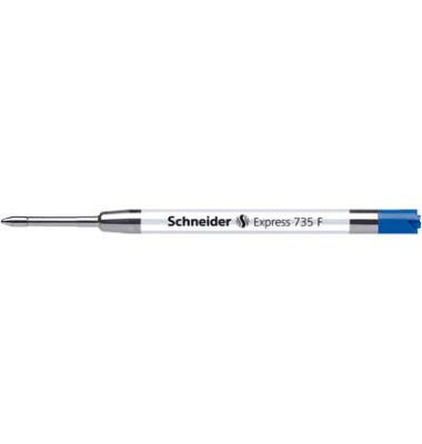 Kugelschreiberminen EXPRESS 735 blau im 10er Pack