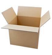 Faltkartons 39 x 33 x 33,7cm braun 20 Stück Wellpappe
