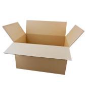 Faltkartons 62 x 41 x 36,7cm braun 20 Stück Wellpappe