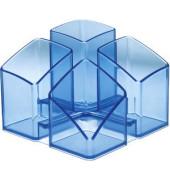 Köcher Scala transparent-blau