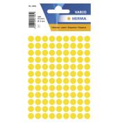 Markierungspunkte 1841 gelb Ø 8mm 540 Stück