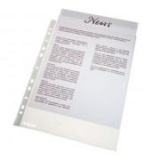 Prospekthüllen Standard A4 glasklar glatt 50my 100 Stück oben offen 100 Stück