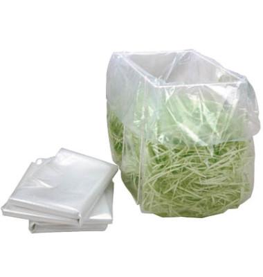 Abfallsäcke für Aktenvernichter 1410995000 transparent 180 Liter 100 Stück