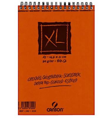 Skizzenblock XL A4