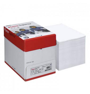 Superior A4 80g Kopierpapier weiß 2500 Blatt / 1 Karton