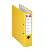 Ordner A4 gelb 80mm breit