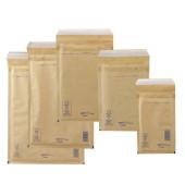 Luftpolstertaschen Classic Set braun haftklebend für Formate A6 bis C4 100 Stück