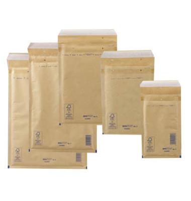 Set Luftpolstertaschen CLASSIC Set, 2FVAF004085, innen Set, haftklebend, braun