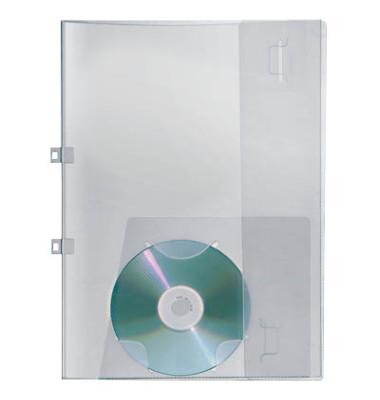 Angebotsmappen Crystal, mit CD-Tasche