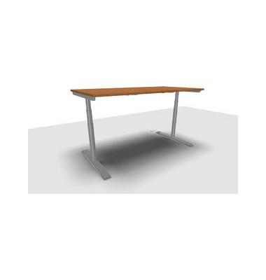 Schreibtisch Jump Move TR0022-4G3PGB8B8D000T1U0M ergonomisch buche rechteckig 180x90 cm (BxT) elektrisch höhenverstellbar