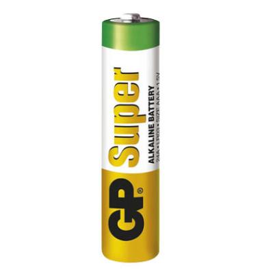 Batterie Super Micro / LR03 / AAA 4 Stück