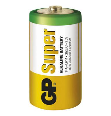 Batterie Super Baby / LR14 / C 4 Stück