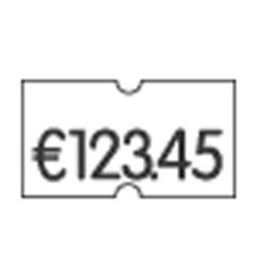 Preisetiketten 70-36M-0-200, 21,6x12mm, weiß wiederablösbar, 16.800 Etiketten