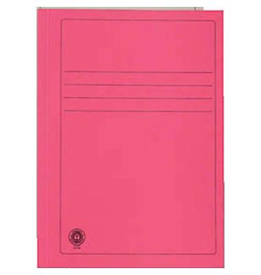 Aktendeckel 389003PRISB A4 RC-Karton 250g rot