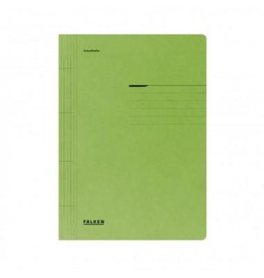 Schnellhefter 80000 A4 grün 250g Karton kaufmännische Heftung / Amtsheftung