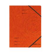 Eckspanner Karton mandarin