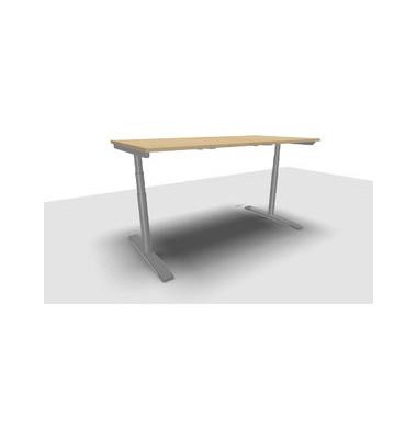 Schreibtisch Jump Move TR0022-4G3PGA9A9D000T1U0M ergonomisch ahorn rechteckig 180x90 cm (BxT) elektrisch höhenverstellbar