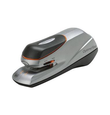 Elektrohefter Optima Grip /2102349 schwarz/silber Metall/Kunststoff