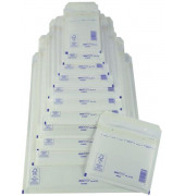 Luftpolstertaschen Gr.5 weiß ohne Fenster innen: 220x265mm 10 Stück