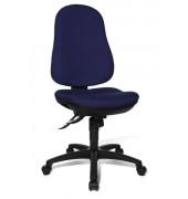 Bürodrehstuhl Support SY dunkelblau