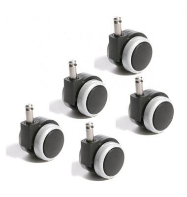 Rollensatz GAP 6990-3 weich für Hartboden 5 Stück