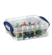 Aufbewahrungsbox 0.2C transparent 0,2 Liter 120 x 85 x 45mm
