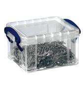 Aufbewahrungsbox 0.3C transparent 0,3 Liter 120 x 85 x 65mm
