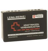 KFZ-Verbandkasten Standard schwarz gefüllt DIN 13164