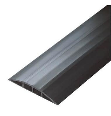 Kabelbrücke schwarz 1,5 m x 7,5 cm