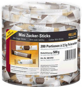 Mini Zucker-Sticks 60000092 200x 2,5g