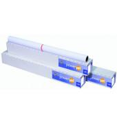 Premium satin Inkjet-Papier 610mm x 45m 90g weiß matt 1 Rolle