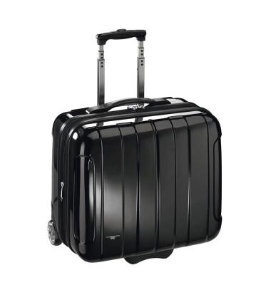 Notebook-Businesstrolley schwarz bis 17 Zoll