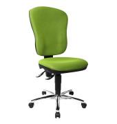 Bürodrehstuhl Steel Point 80 ohne Armlehnen apfelgrün