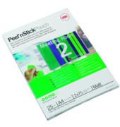 Peel'nStick A4 Laminierfolien 2 x 75 mic matt 25 Stück