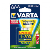 Akku Power-Accu Micro /HR03 / AAA 2 Stück
