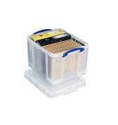 Aufbewahrungsbox transparent 35 l 390 x 310 x 480mm