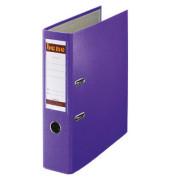No.1 291400VI violett Ordner A4 80mm breit
