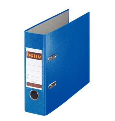 A5-hoch/quer Ordner 75mm blau 293000BL
