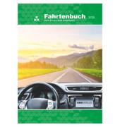 Fahrtenbuch für PKW mit Parkscheibe/3120/2 DIN A5