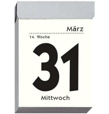 Tagesabreißkalender 301 1Tag/1Blatt 40x60mm 2020