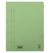 Schnellhefter 81100 A4 grün 250g Karton kaufmännische Heftung bis 250 Blatt