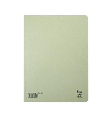 Aktendeckel 81900 A4 RC-Karton 250g grau