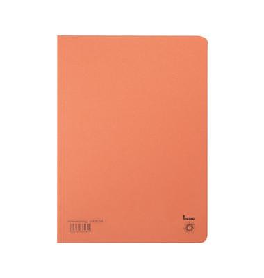 Aktendeckel 81900 A4 RC-Karton 250g orange