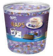 Naps Alpenmilch Klarsichtdose 1 Kg