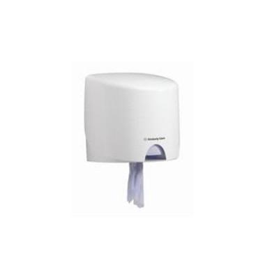 Wischtuchspender 7018 Aquarius Roll Control Zentralentnahme weiß