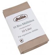 Bio-Mülltüten aus Papier 10St