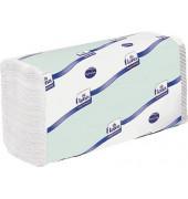 Papierhandtücher 471093 Xpress Universal H2 Multifold 21 x 23 cm Tissue weiß 1-lagig 5000 Tücher