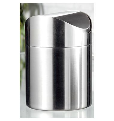 Tischabfallsammler Swing/400-1658 Ø12xH15 cm