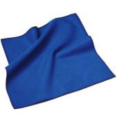 Delta-Mikrofasertuch für Glas/Glas-Magnettafeln blau 40 x 40 cm trocken